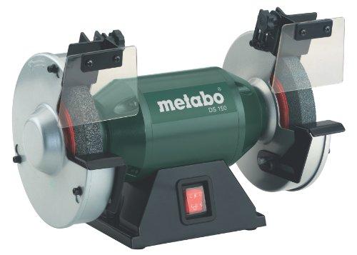 414yeinyY+L - Metabo 619150000 Doppelschleifmaschine DS 150